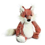 JellyCat Woodland Babe Fox